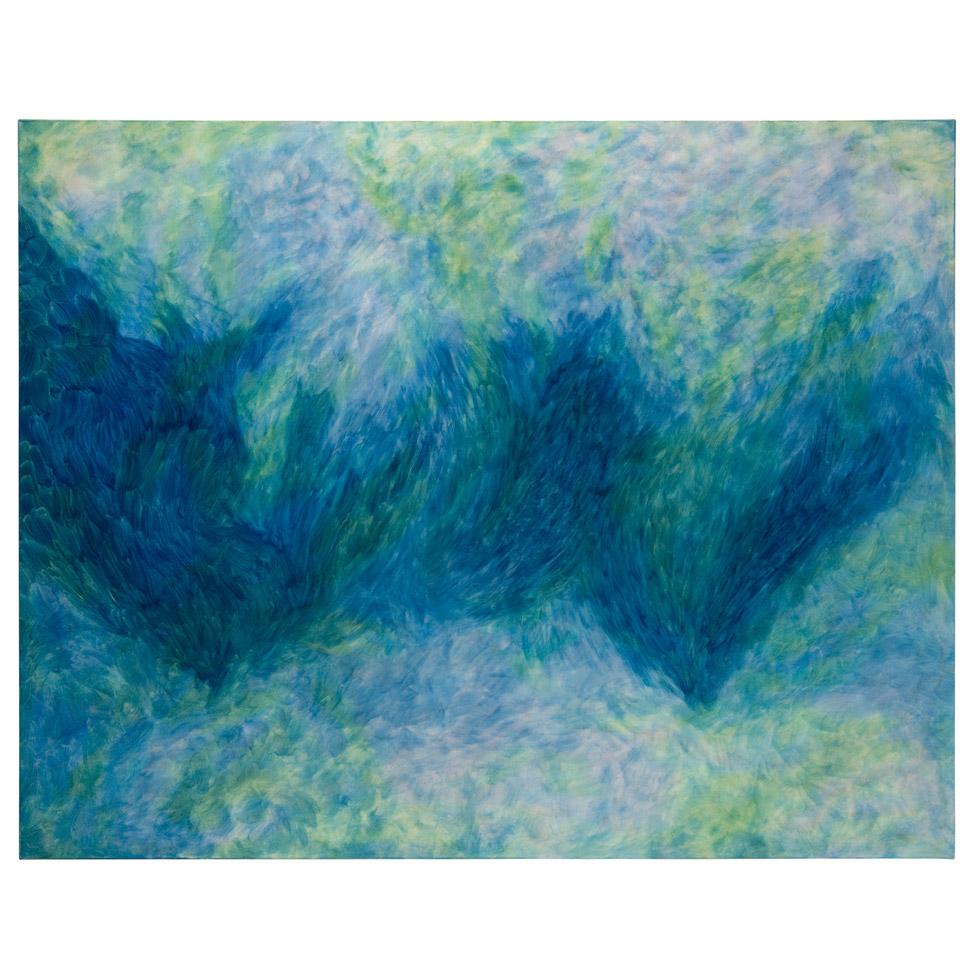 Als van Gogh und Monét zusammen gemalt haben