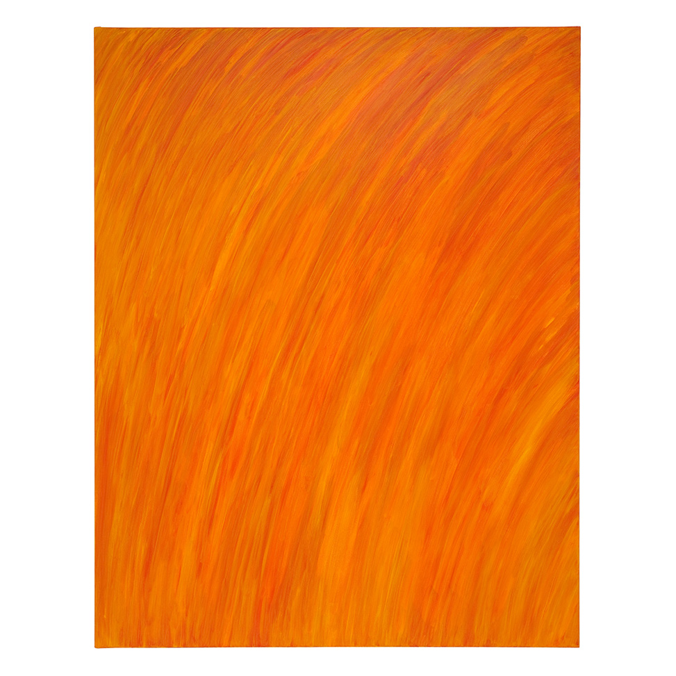 Dynamisches Orange