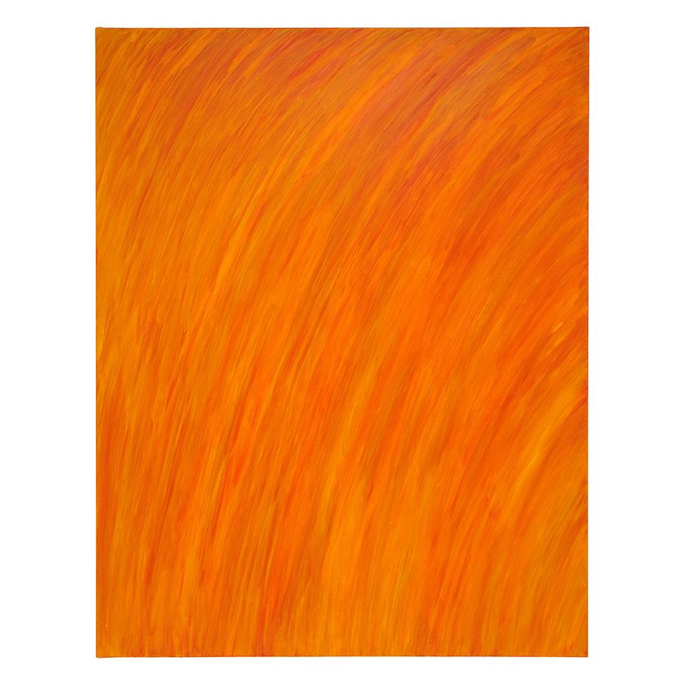 Dynamisches Orange