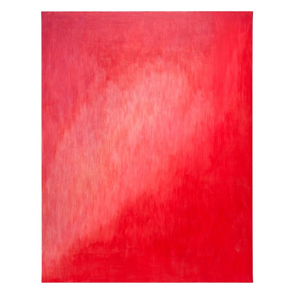 Helligkeit in atemberaubendem Rot