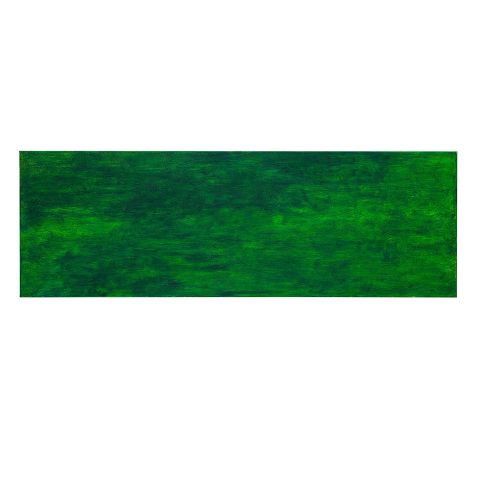 nachdenklich-meditatives Grün
