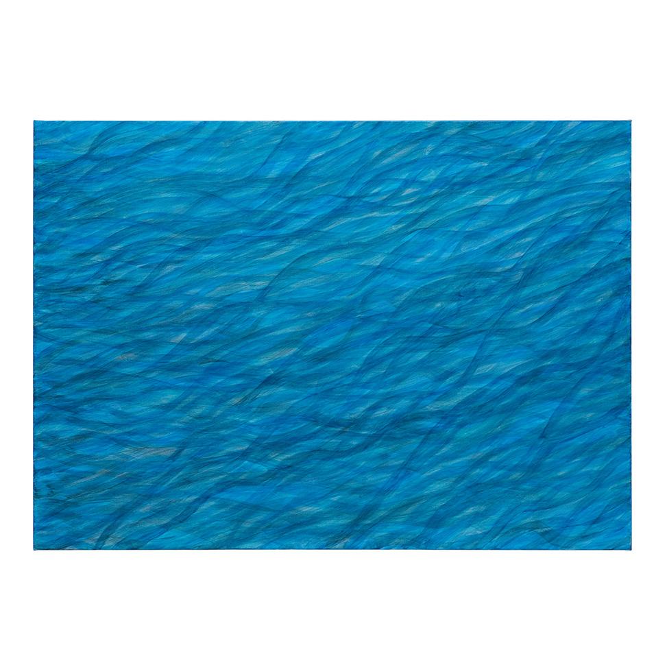 Beschwingtes Blau