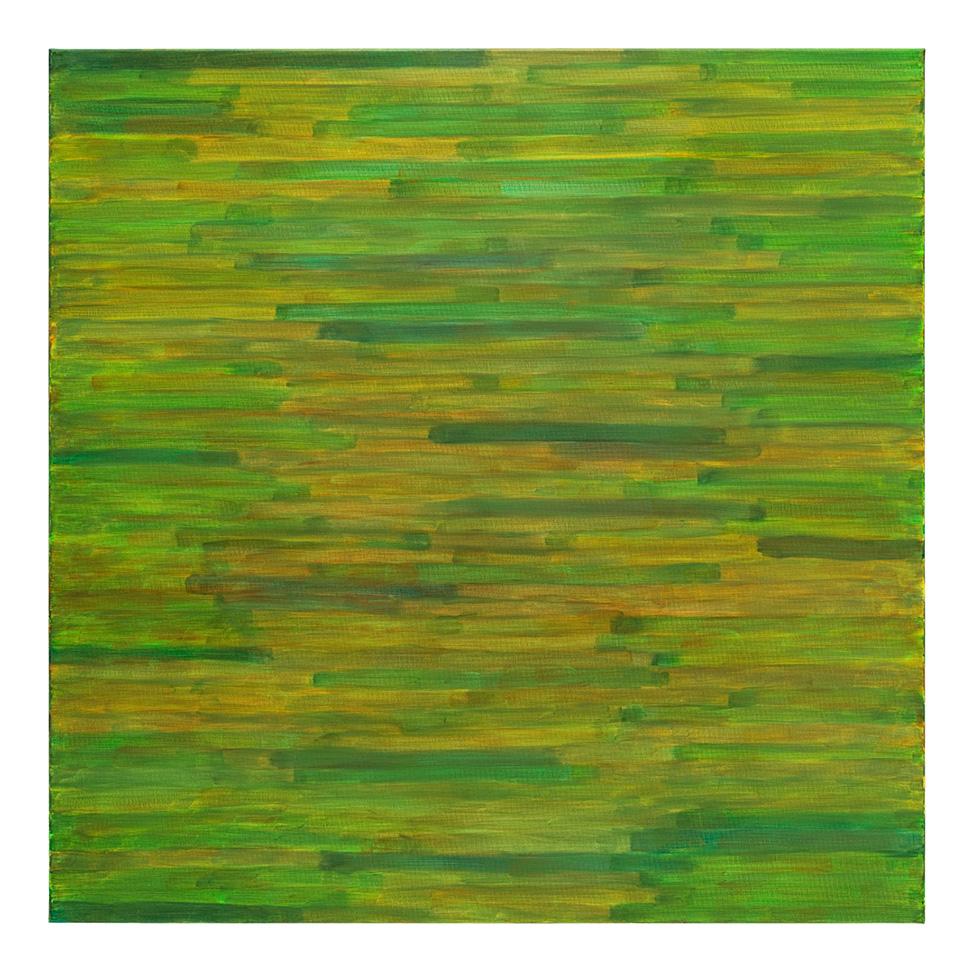 Beruhigendes Grün